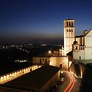 Assisi, The View by friartuck
