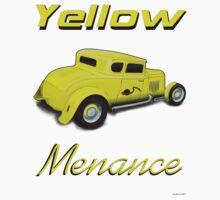 Yellow Menance by kenmo