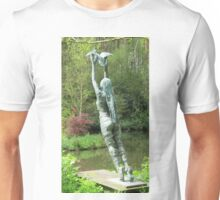 Fly now, and be free... Unisex T-Shirt