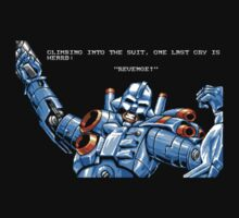 Turrican - One Last Cry by TGIGreeny