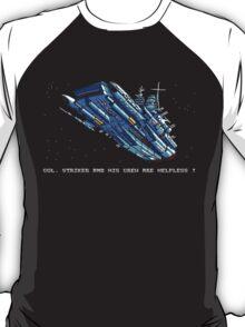 Turrican - Battle Cruiser T-Shirt