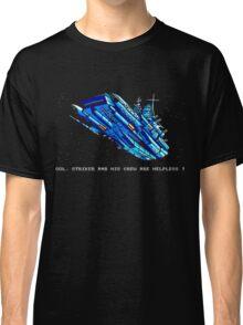 Turrican - Battle Cruiser Classic T-Shirt