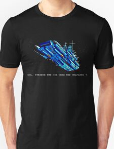 Turrican - Battle Cruiser T-Shirt