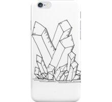 Crystal Cluster iPhone Case/Skin