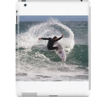 Water Fan iPad Case/Skin