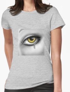 Yellow Eye Crying T-Shirt