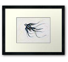 The Bluebird Framed Print