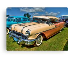 Two-Toned Pontiac Canvas Print