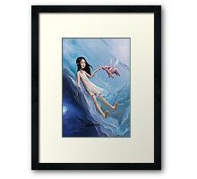 Angels & Devils Framed Print