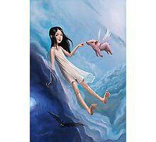Angels & Devils Photographic Print