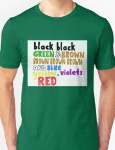 Colours - Grouplove Unisex T-Shirt