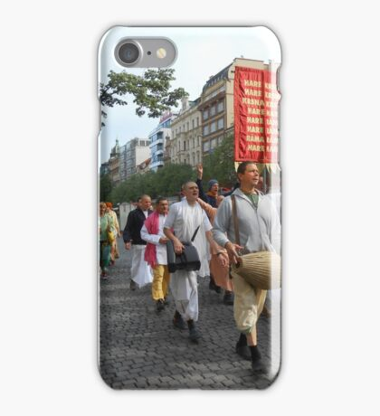 Show and walk! iPhone Case/Skin