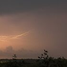 Enchanting Summer Lightning Show by Cheyenne