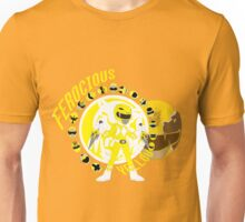 Ferocious Yellow Unisex T-Shirt