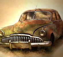 The Old Buick by CarolM