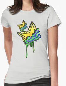 Loving The 80s-Bleeding Star T-Shirt