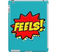 Feels! iPad Case/Skin