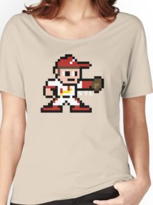 STL Pixel Guy Women's Relaxed Fit T-Shirt