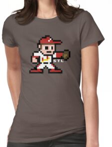 STL Pixel Guy Womens Fitted T-Shirt