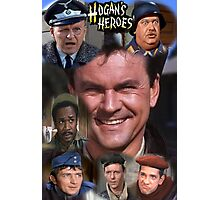 Hogan's Heroes Poster Size  Photographic Print
