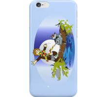 Doctor and His Dog iPhone Case/Skin