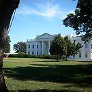 1600 Pennsylvania Avenue, Washington, DC USA by AJ Belongia