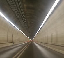 Tunnel Vision by Dave & Trena Puckett