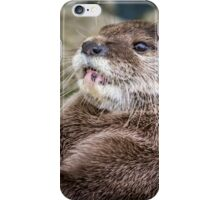 Playful Otter iPhone Case/Skin