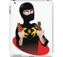 Ninja Brian (censored) iPad Case/Skin