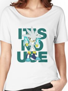 """""""It's No Use!"""" (Ruder Version) Women's Relaxed Fit T-Shirt"""