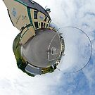 Biddy&#x27;s House - the Crossroads Pub, Glencolmcille(Sky Out) by George Row