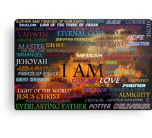 Names of God Metal Print