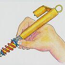 Suspension Pen by Edzie
