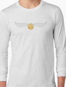 The Golden Snitch Long Sleeve T-Shirt