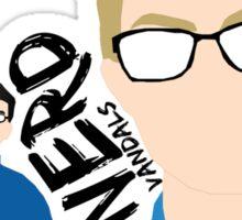 Nerd Vandals Sticker