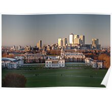 View from Greenwich Poster