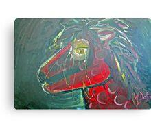 Pony- my little pony Canvas Print