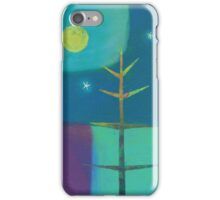 Full Moon in the Forest iPhone Case/Skin