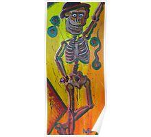 Welcome- MC Bones Poster