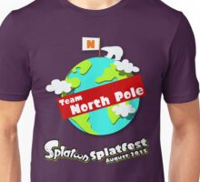 Splatfest Team North Pole v.1 Unisex T-Shirt