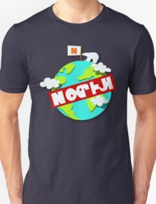 Splatfest Team North Pole v.4 Unisex T-Shirt