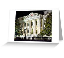 American Red Cross National Headquarters Greeting Card
