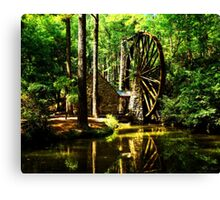 Berry's Mill Canvas Print