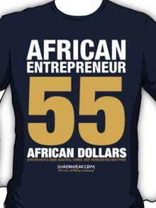 African Entrepreneur T-Shirt