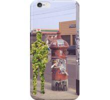 Street Planter 3 iPhone Case/Skin
