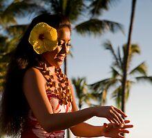 Aloha!!!!!! by Ken Wright
