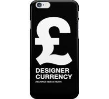 DESIGNER CURRENCY iPhone Case/Skin
