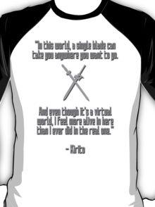 Sword Art Online - More Alive T-Shirt