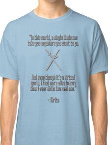 Sword Art Online - More Alive Classic T-Shirt