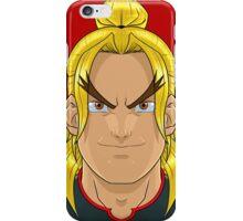 Ken Masters (Street Fighter V) iPhone Case/Skin